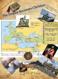 The empire becomes christian