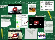One Step Equations' thumbnail