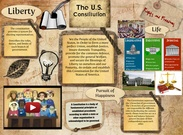 The U.S. Constitution's thumbnail
