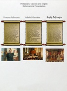 Protestant, Catholic and English Reformations Presentation's thumbnail