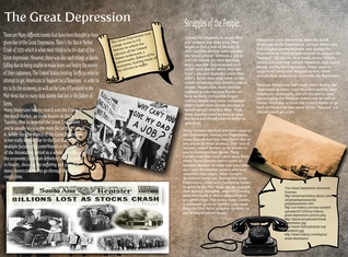 Great Depression Brochure