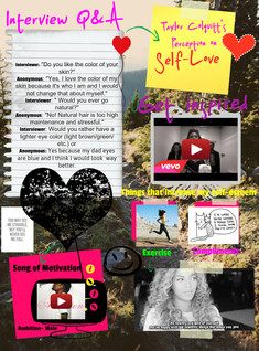 Self Love -Unit 2 Project