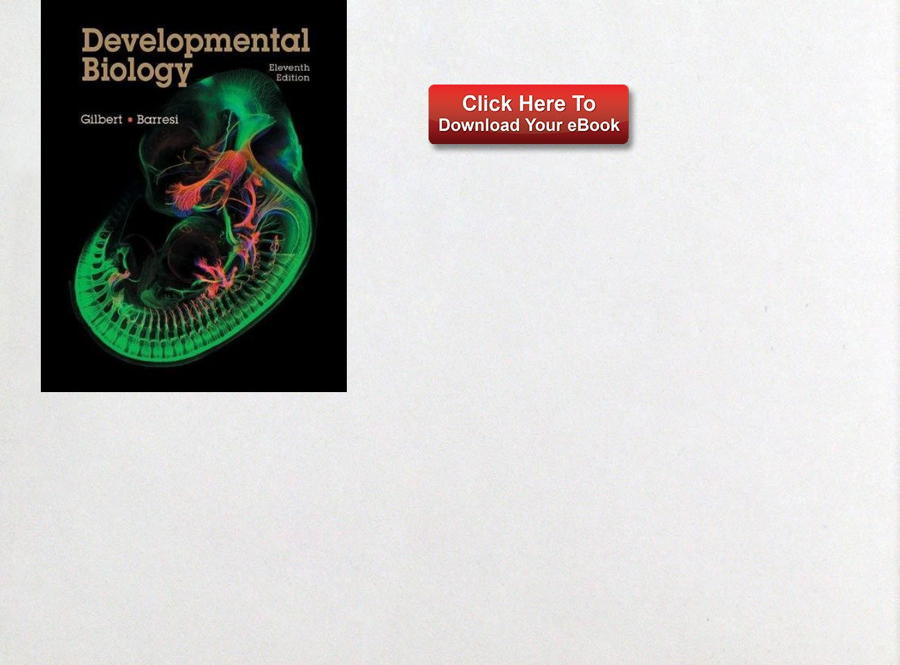 Download Ebook Developmental Biology Pdf Text Images Music Video