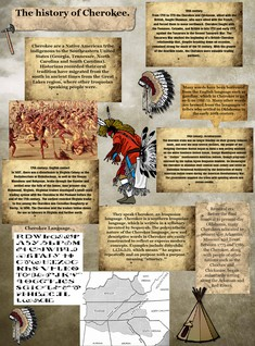 The History of Cherokee