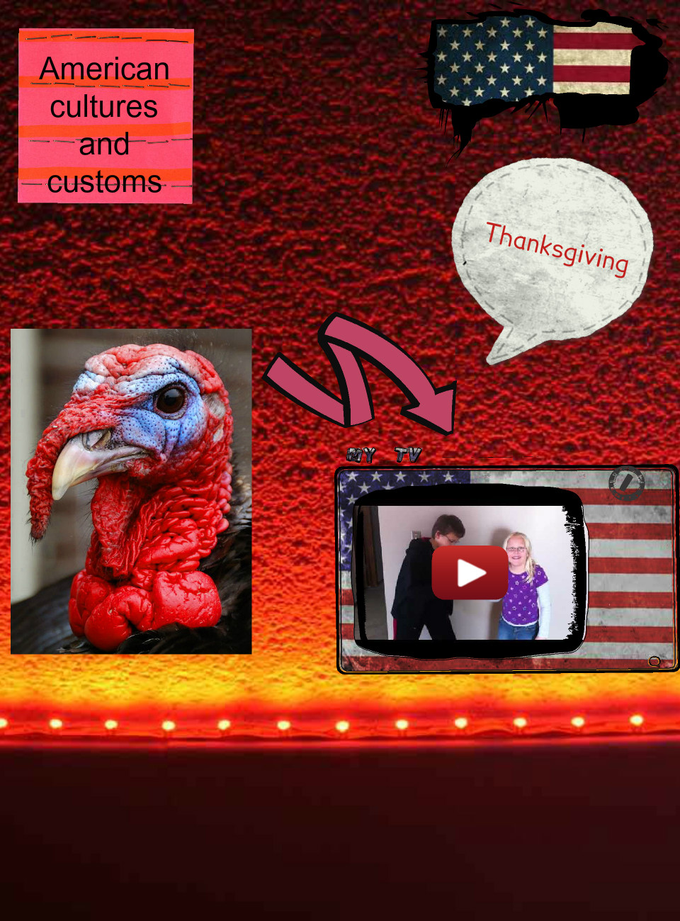 Spooky thanksgiving