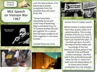 MLK Speech on Vietnam War