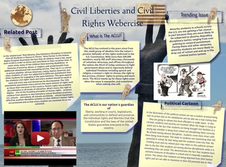 Civil Liberties & Civil Rights Webercise