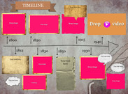 Timeline template's thumbnail