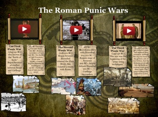 [2015] Lindsey Landis: The Roman Punic Wars