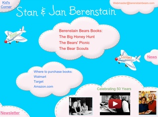 LAE 3414 Stan & Jan Berenstain