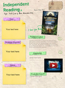 Book Report Template's thumbnail