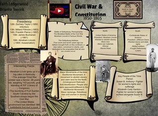 Civil war and Constitution