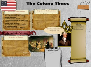 The Colony Times - Federalists