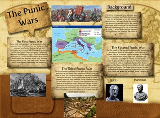 [2015] Allison DeKrey: The Punic Wars