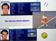 Two famous tennis players.'s thumbnail