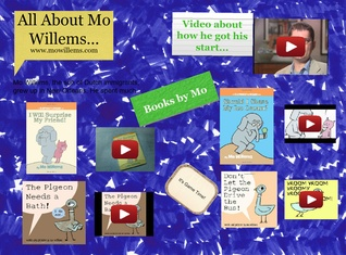 About Mo Willems