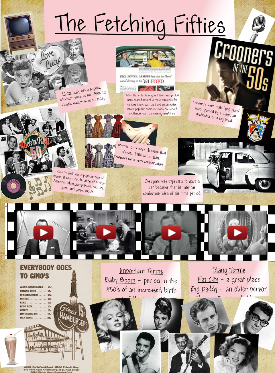The Fetching Fifties