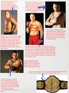 Modern Day Beowulf: Randy Couture