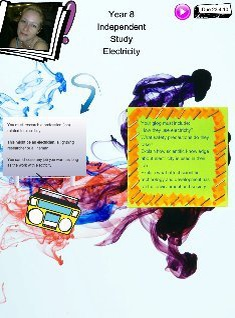 Year 8 Independent Study Electricity