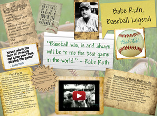 Babe Ruth, Baseball Legend