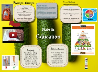 Diabetic Teaching Plan