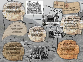 History of the Industrial Revolution Legacies
