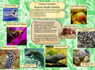 Listen Current Ecology Stories