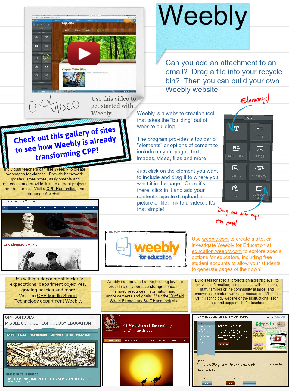 WWW - Weebly
