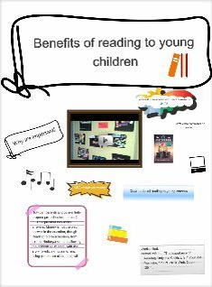 Benefits of reading to young children